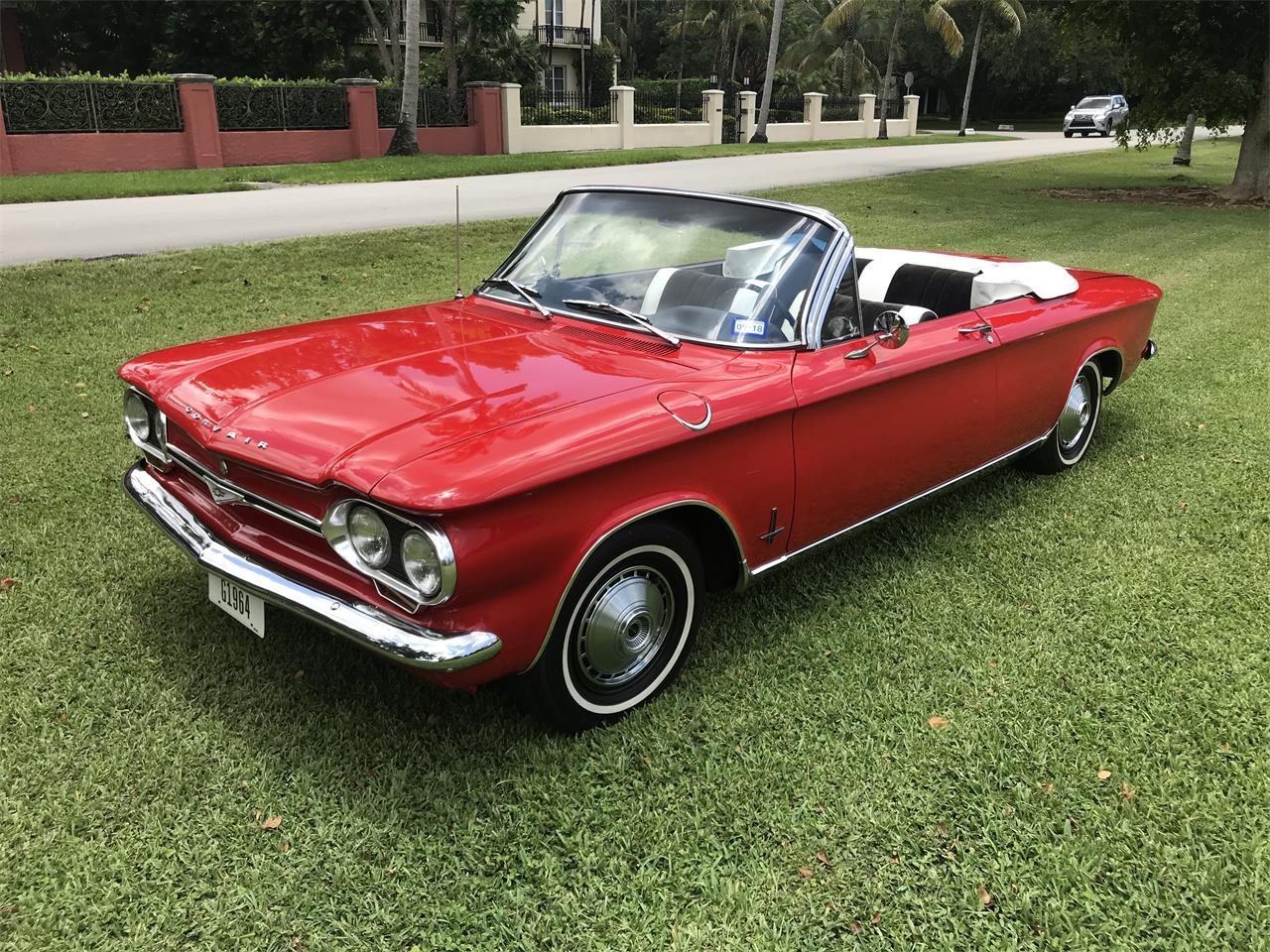 hight resolution of large picture of classic 64 chevrolet corvair monza 12 900 00 onu6