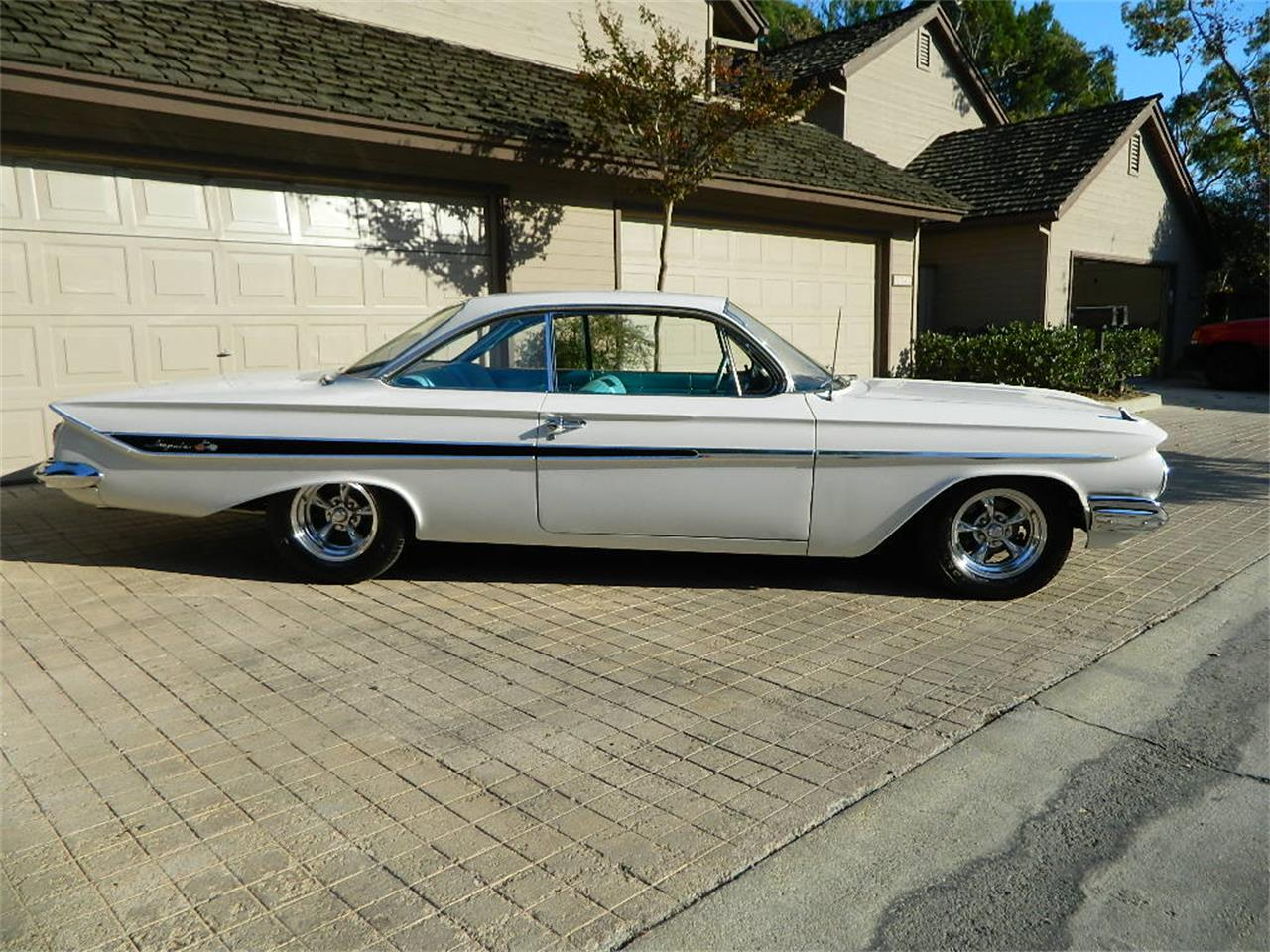 hight resolution of large picture of 61 impala ov1y