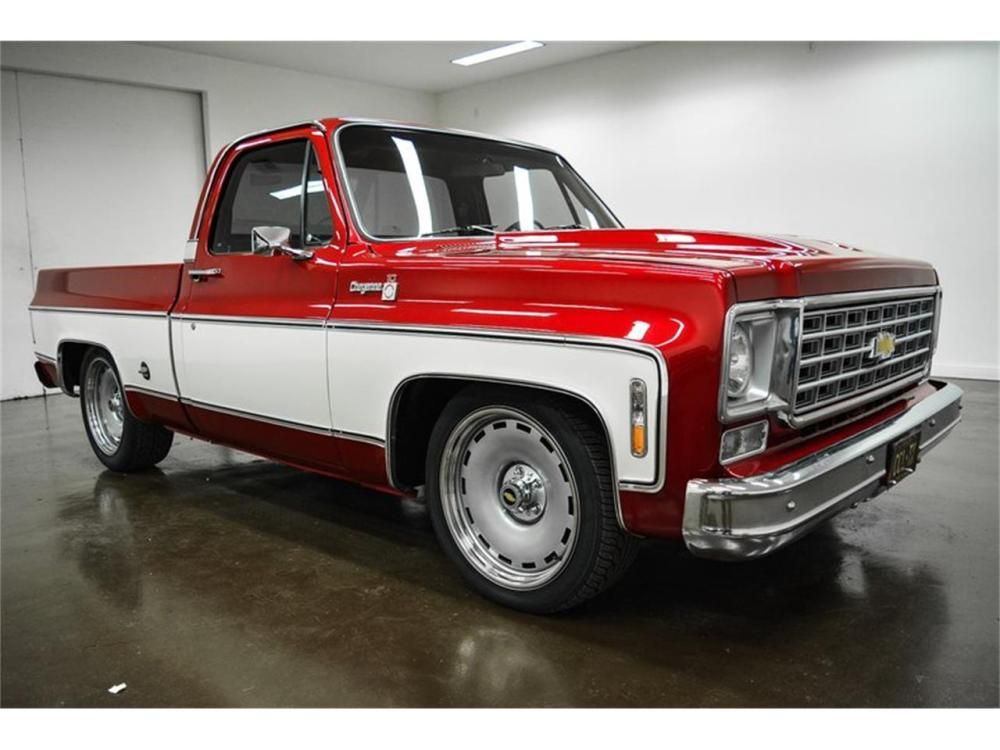 medium resolution of large picture of 76 chevrolet c10 located in sherman texas offered by classic car liquidators