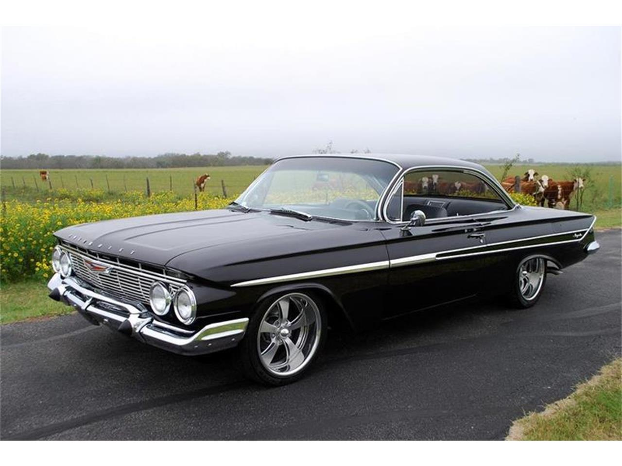 hight resolution of large picture of 61 impala owiq