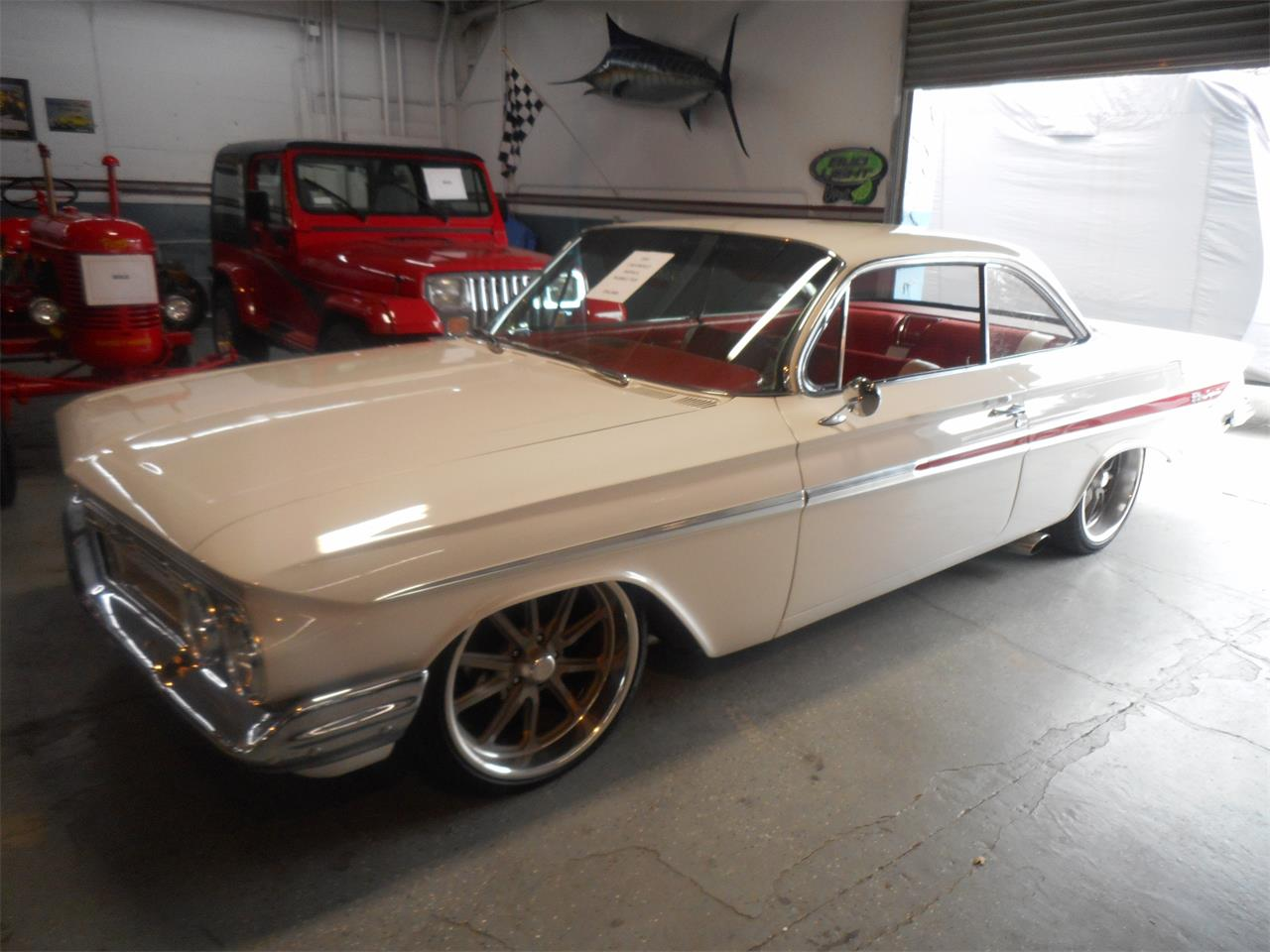 hight resolution of large picture of 61 impala oyxo