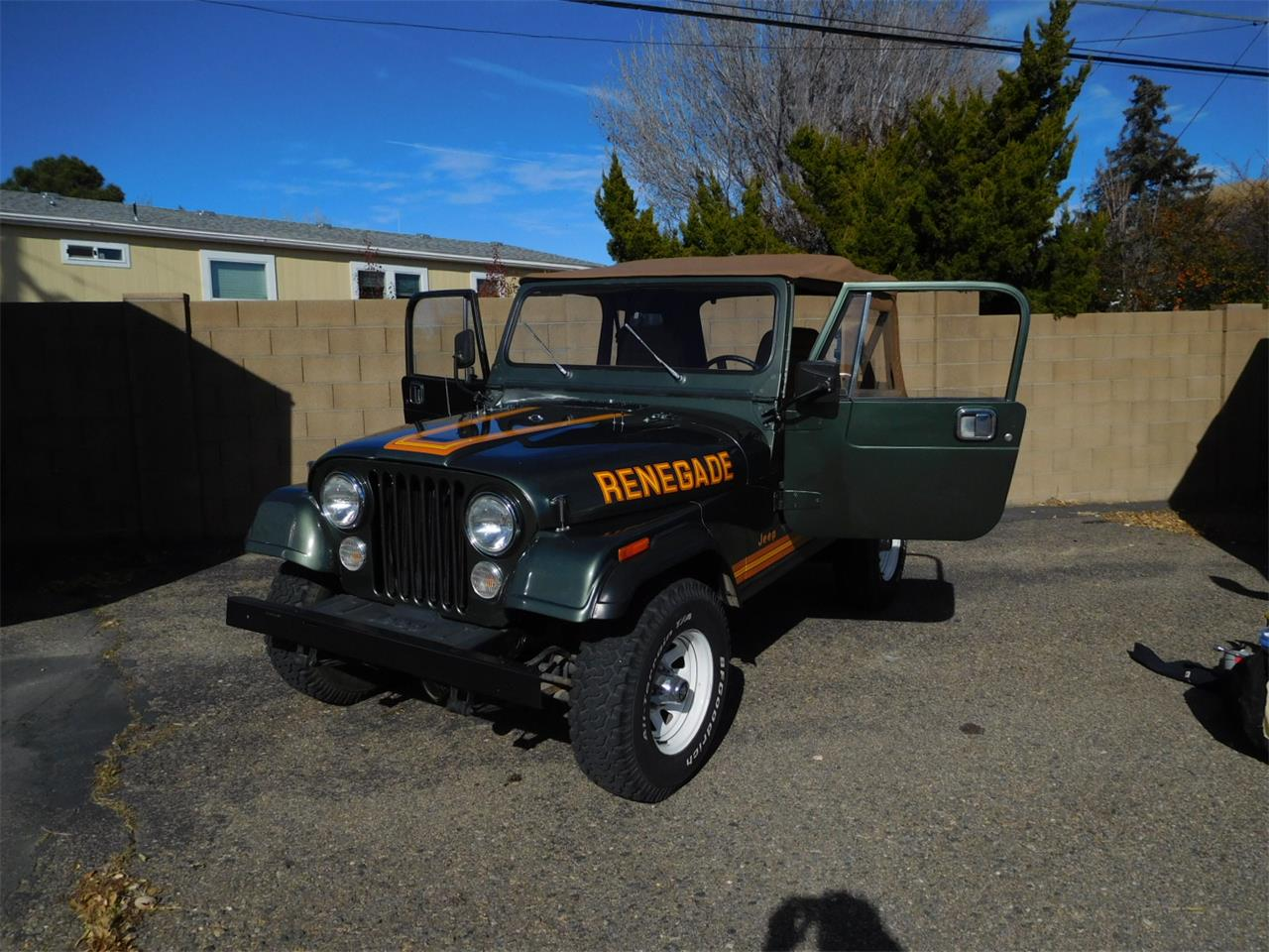 hight resolution of large picture of 85 cj7 ozz7