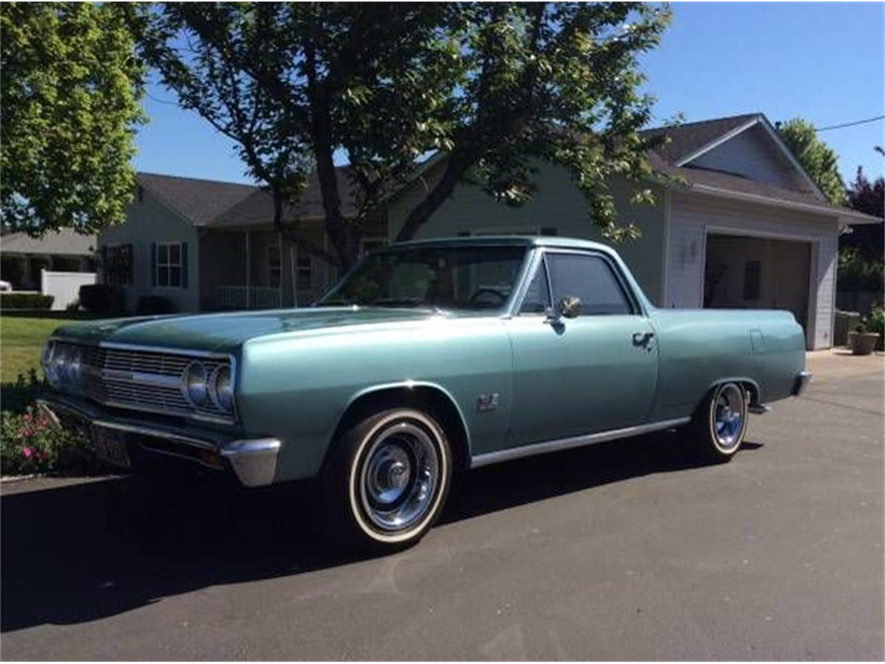 hight resolution of large picture of 65 el camino p0jk