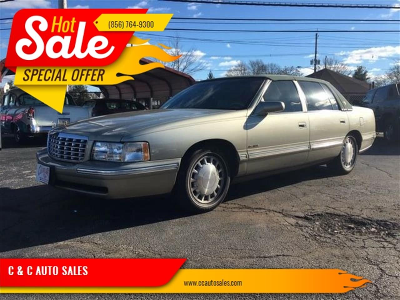hight resolution of large picture of 97 deville p2h0
