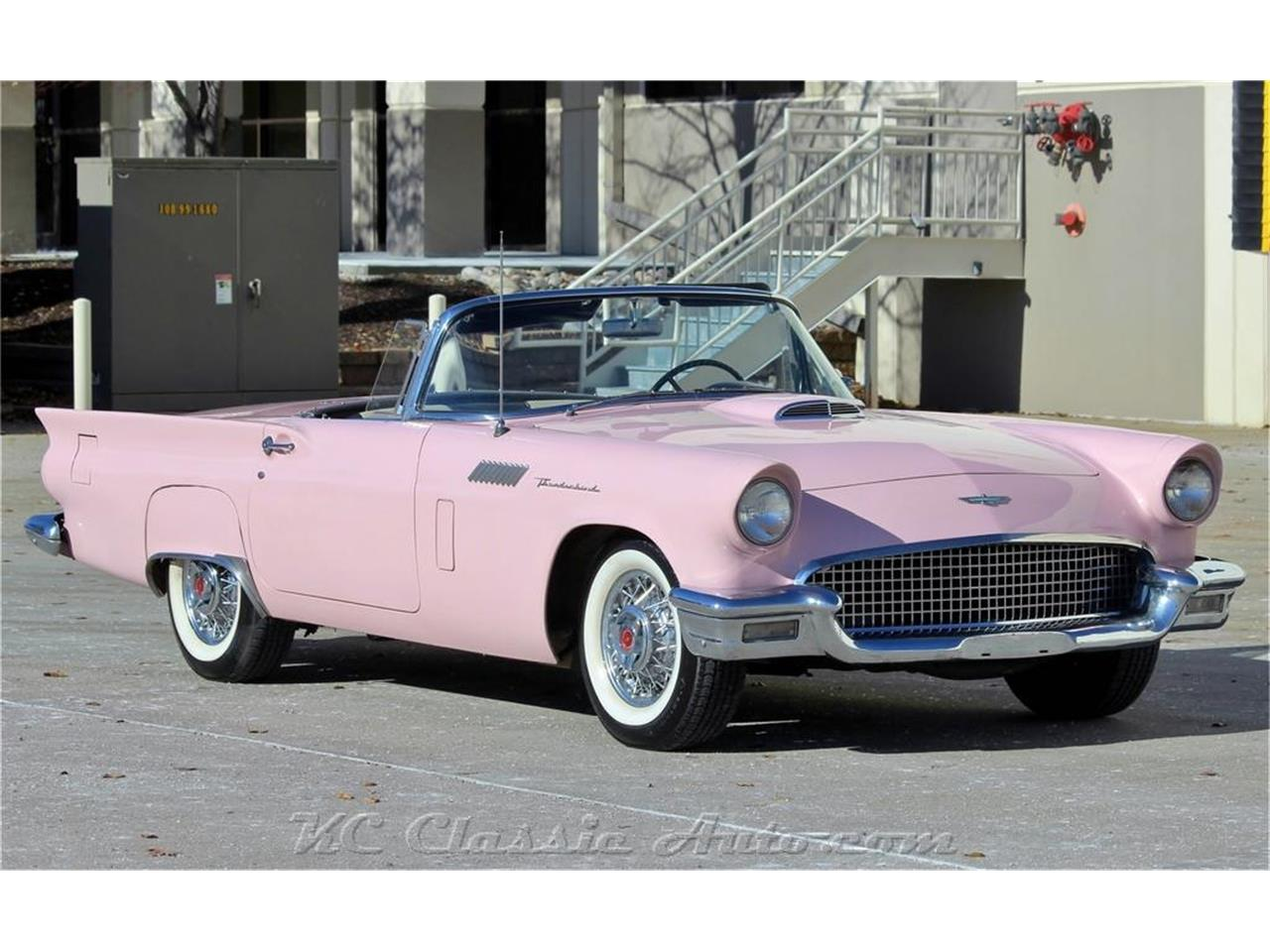 hight resolution of 1957 ford thunderbird for sale classiccars com cc 1171573 1956 thunderbird also 1957 ford thunderbird further studebaker wiring