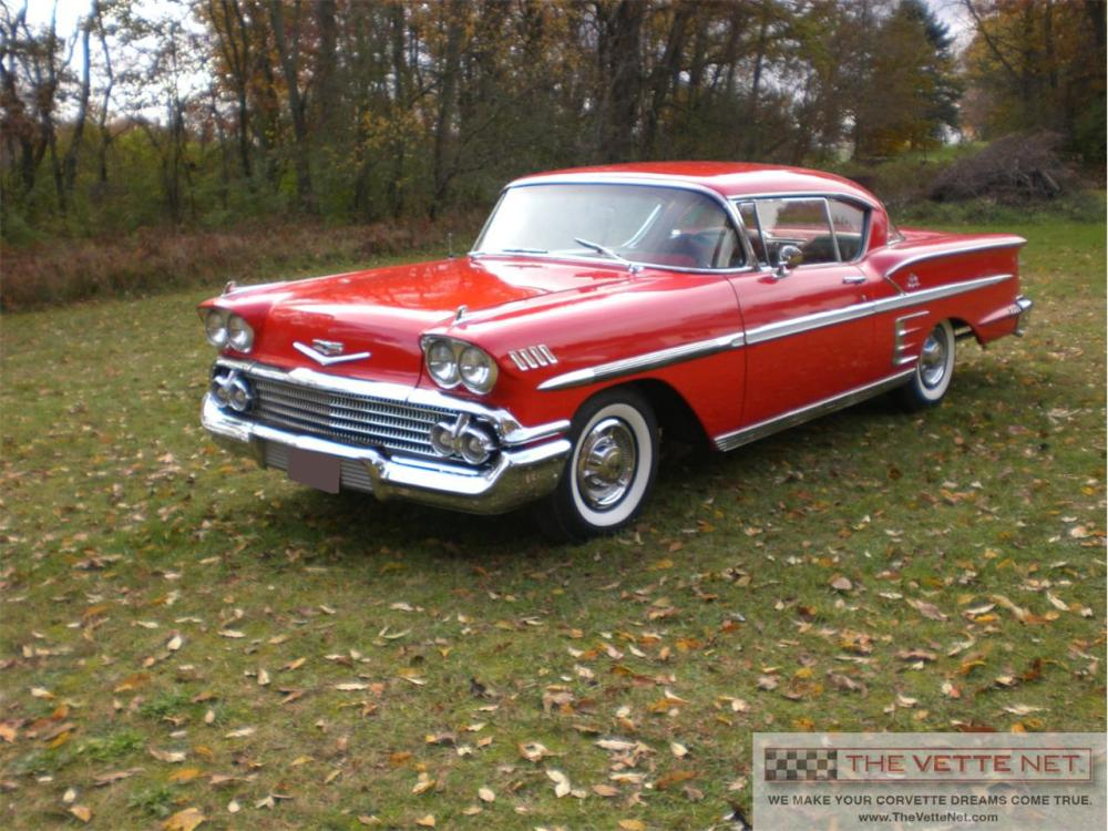 medium resolution of large picture of 58 impala p5jz