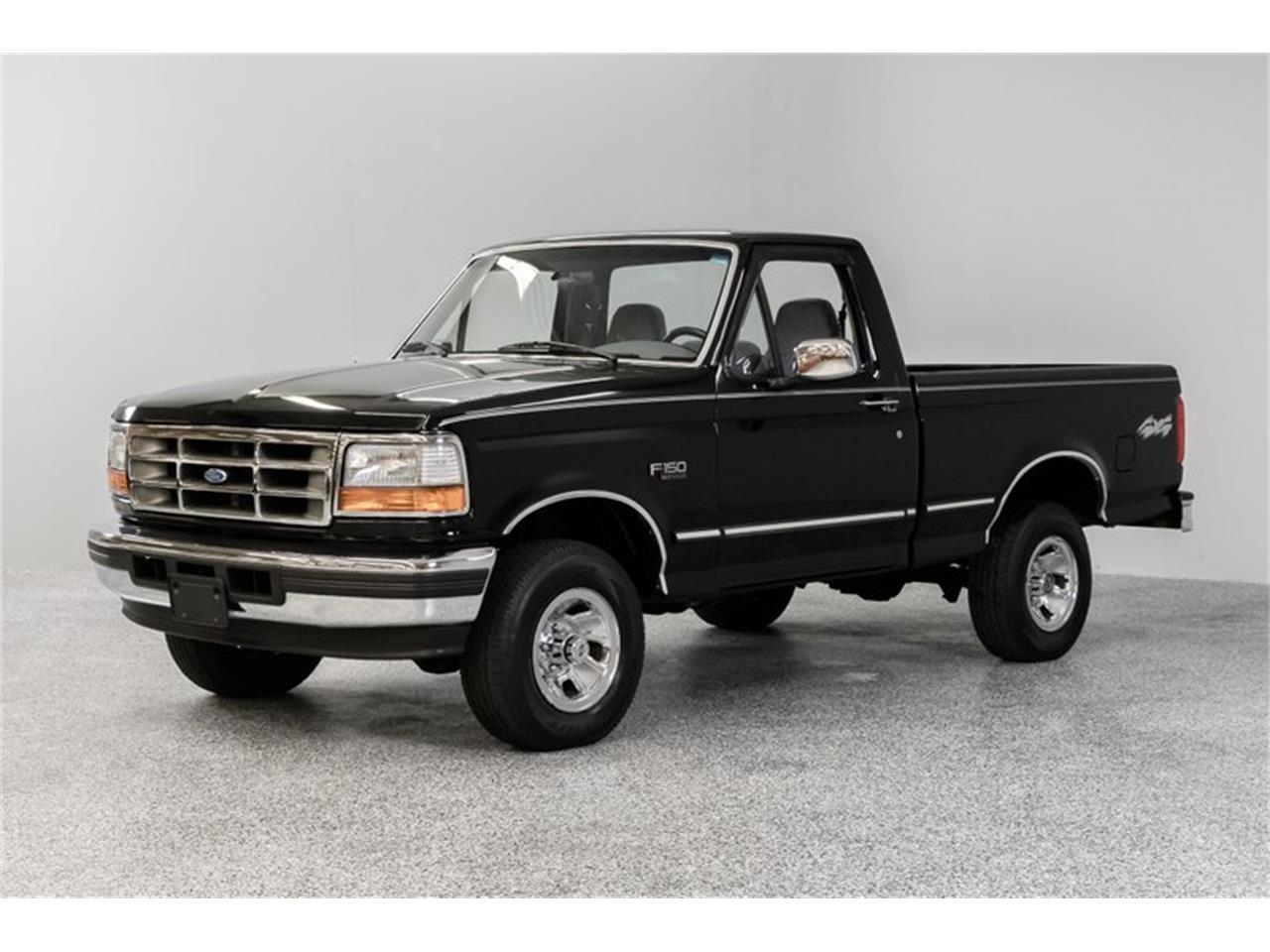1996 Ford F150 For Sale