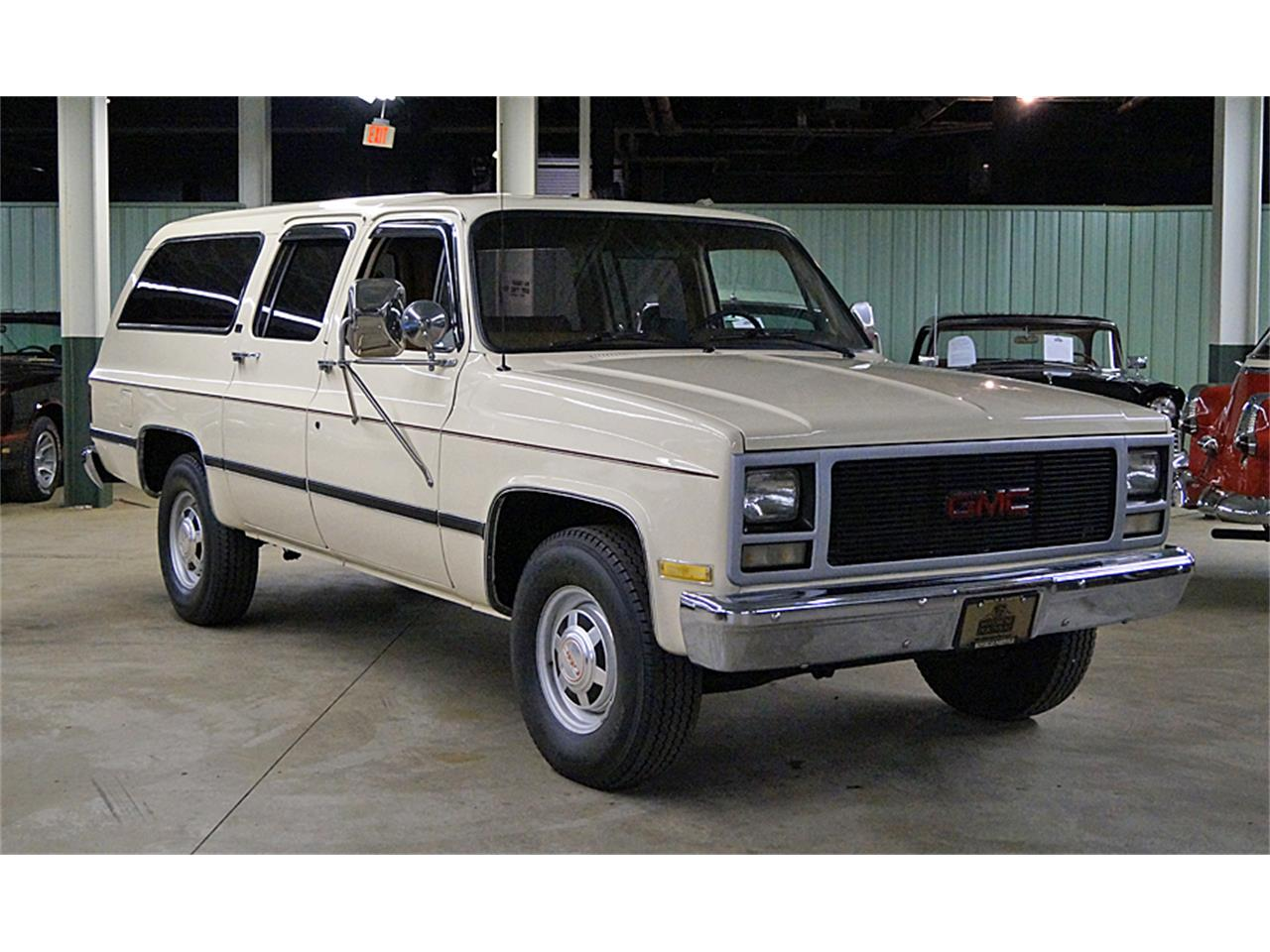 hight resolution of large picture of 1989 gmc suburban offered by motorcar portfolio p65e