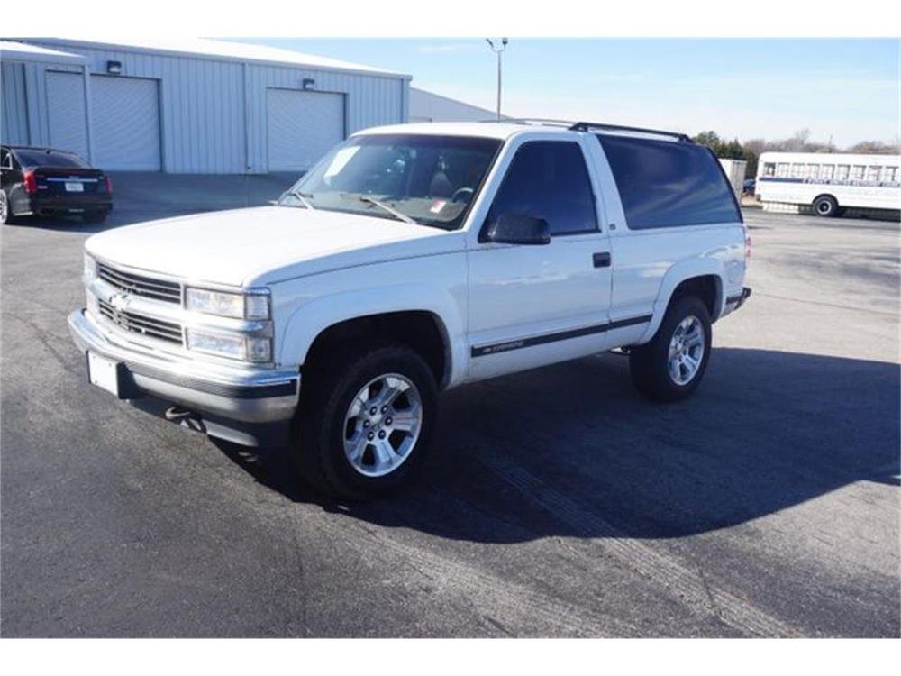 medium resolution of large picture of 1999 tahoe located in oklahoma p7bs