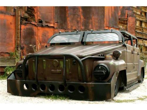 small resolution of large picture of 74 volkswagen thing located in arizona offered by barrett jackson auctions