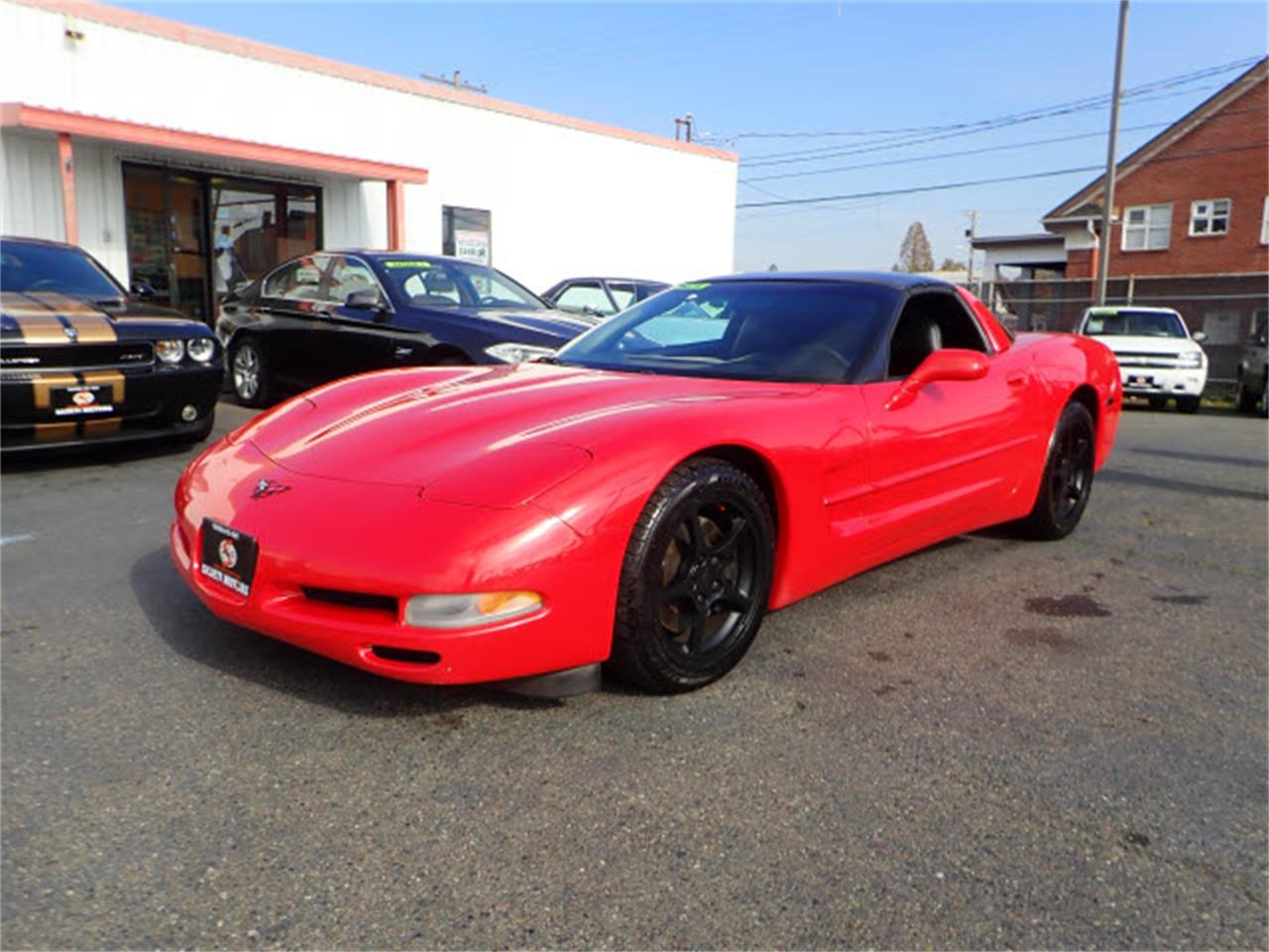 hight resolution of large picture of 2000 corvette offered by sabeti motors pe1j