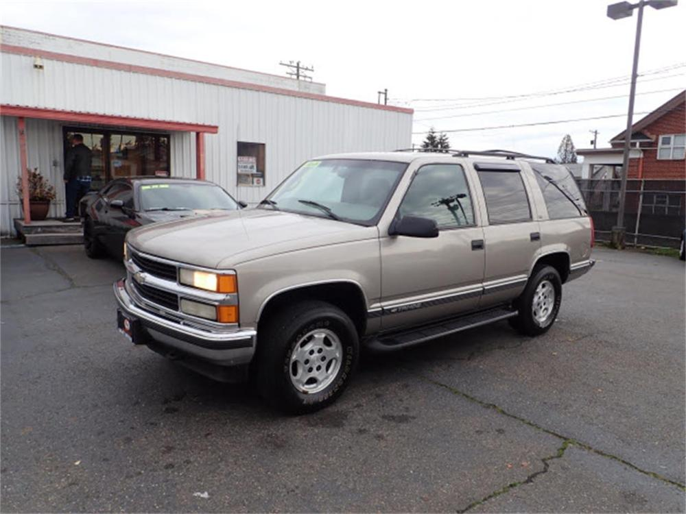 medium resolution of large picture of 99 tahoe pe1y