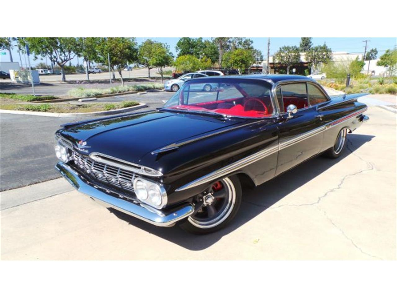 hight resolution of large picture of 59 impala peot
