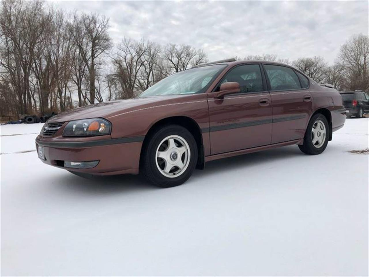 hight resolution of large picture of 00 impala pfoi
