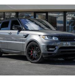 large picture of 2016 range rover sport 62 900 00 offered by the garage pfz2 [ 1280 x 960 Pixel ]