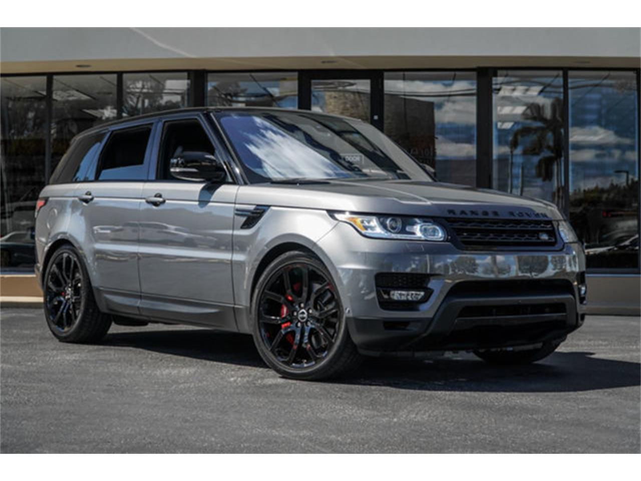 hight resolution of large picture of 2016 range rover sport 62 900 00 offered by the garage pfz2