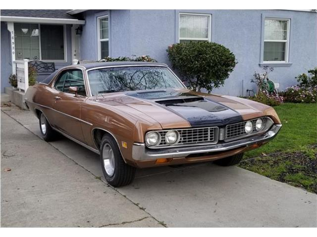 1971 Ford Torino for Sale on ClassicCarscom