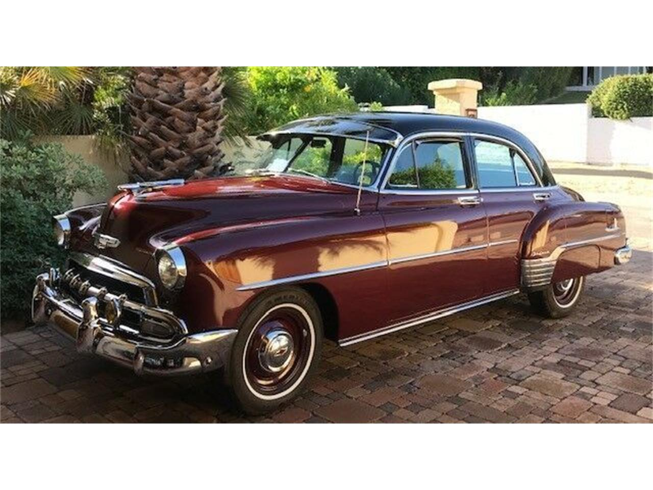 for sale 1952 chevrolet