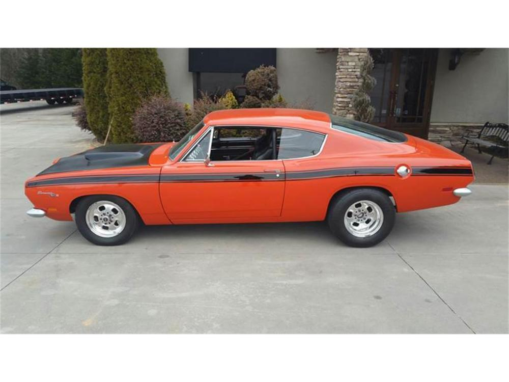 medium resolution of large picture of 69 barracuda pi8i