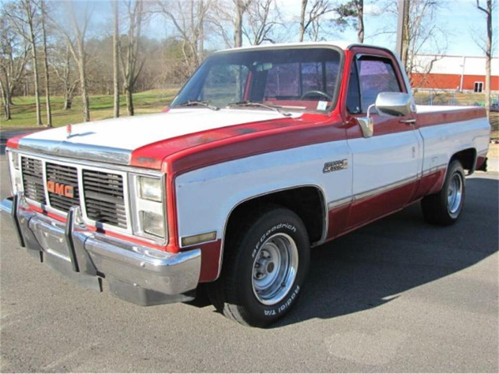 medium resolution of large picture of 1987 sierra pkuf