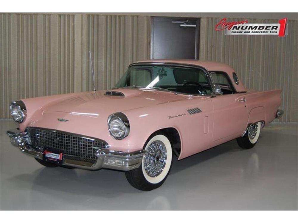 medium resolution of 1957 ford thunderbird for sale classiccars com cc 1195454 1956 thunderbird also 1957 ford thunderbird further studebaker wiring