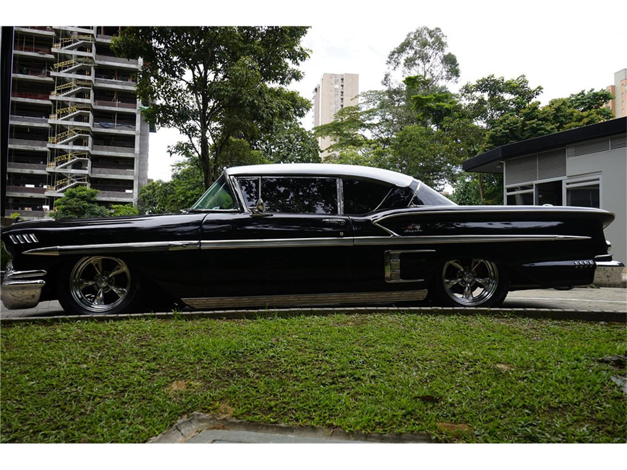 hight resolution of large picture of 58 impala po58