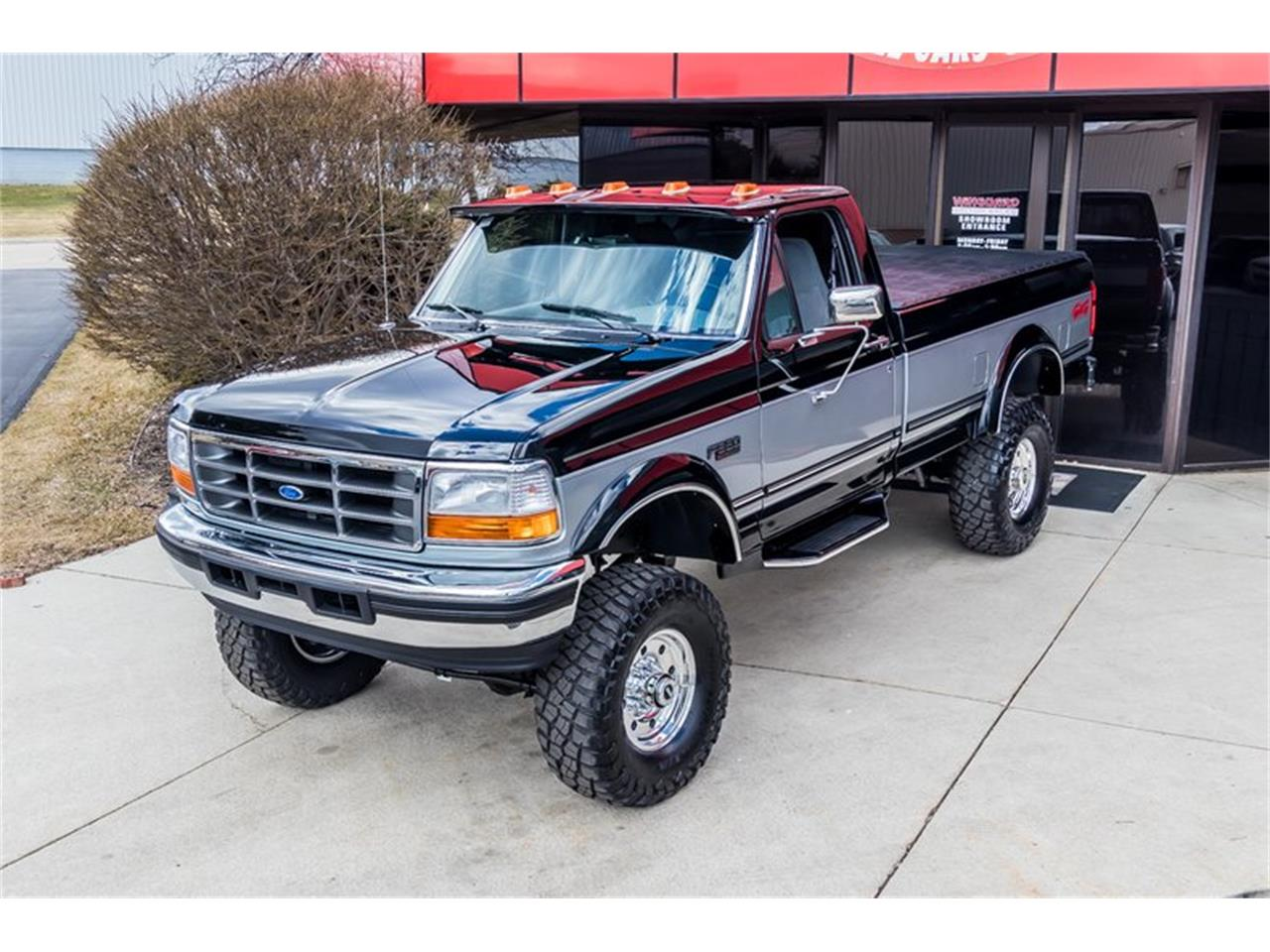 hight resolution of large picture of 95 f350 ppni