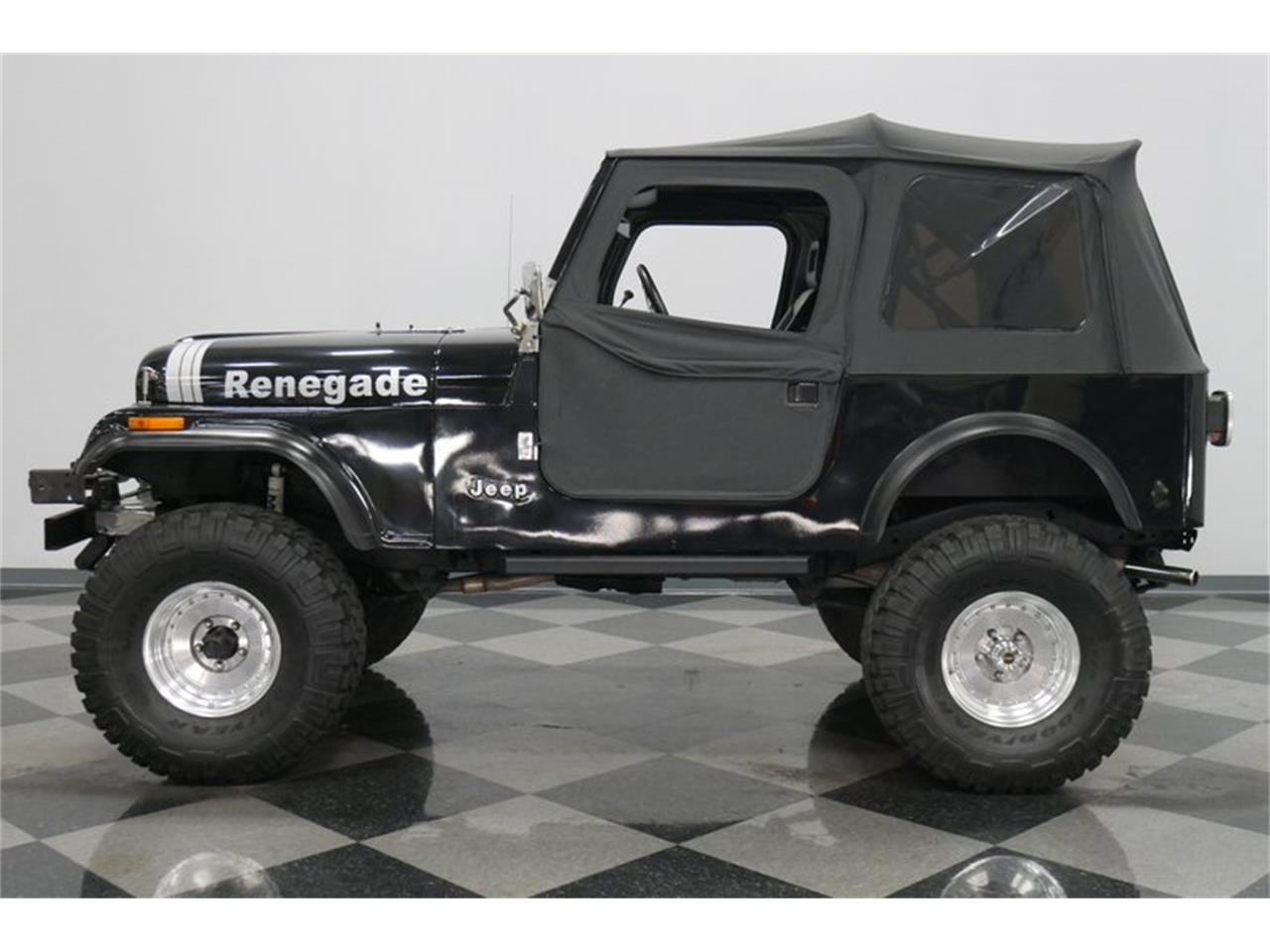 hight resolution of large picture of 85 cj7 prbi