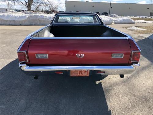 small resolution of large picture of classic 72 el camino 26 980 00 ps7g