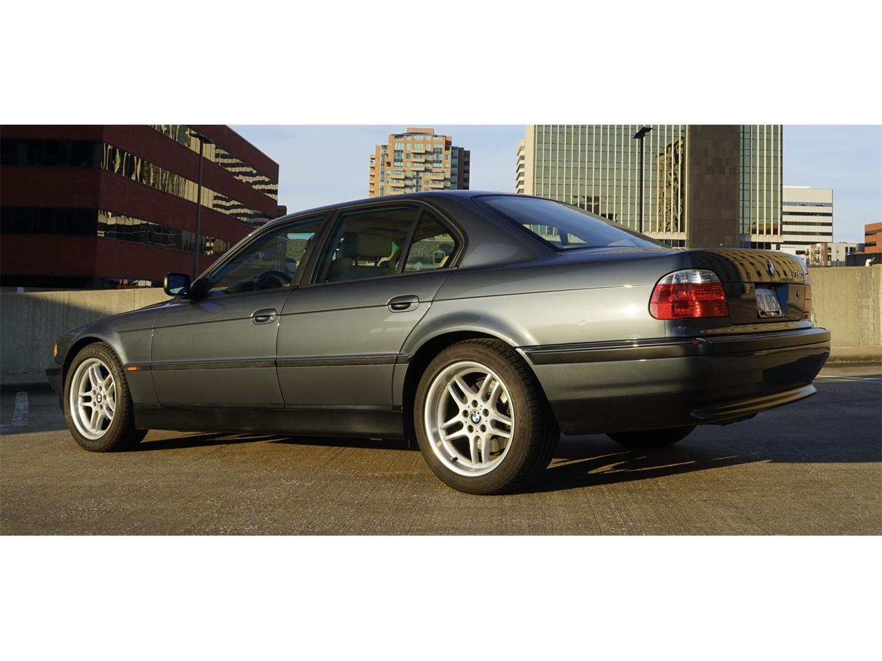 hight resolution of large picture of 00 bmw 740i located in san francisco california offered by bring a