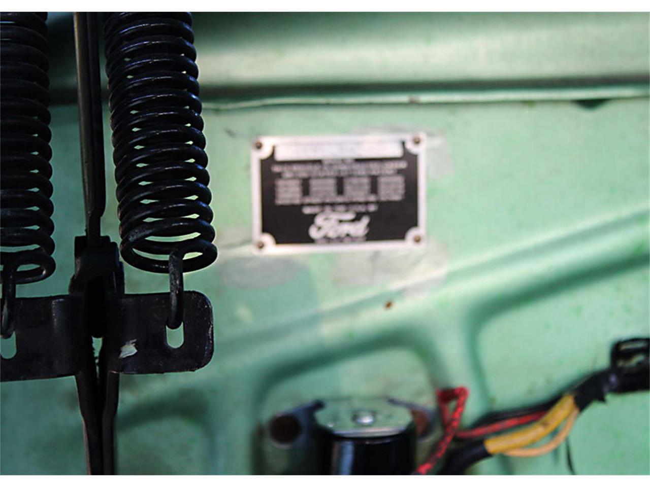 1950 Ford Truck Seafoam Green