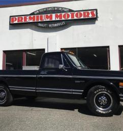 large picture of classic 1972 chevrolet c20 located in washington offered by premium motors pw3h [ 1280 x 960 Pixel ]