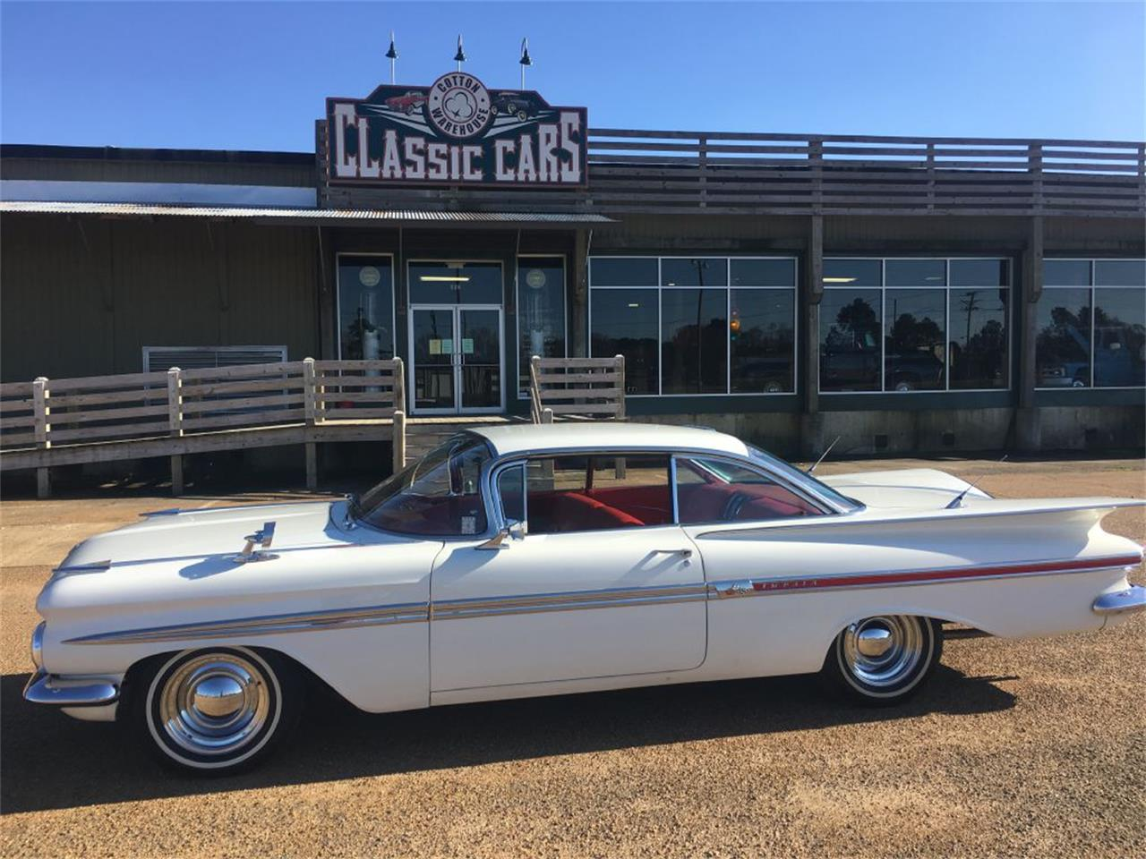 hight resolution of large picture of 59 impala q1nl