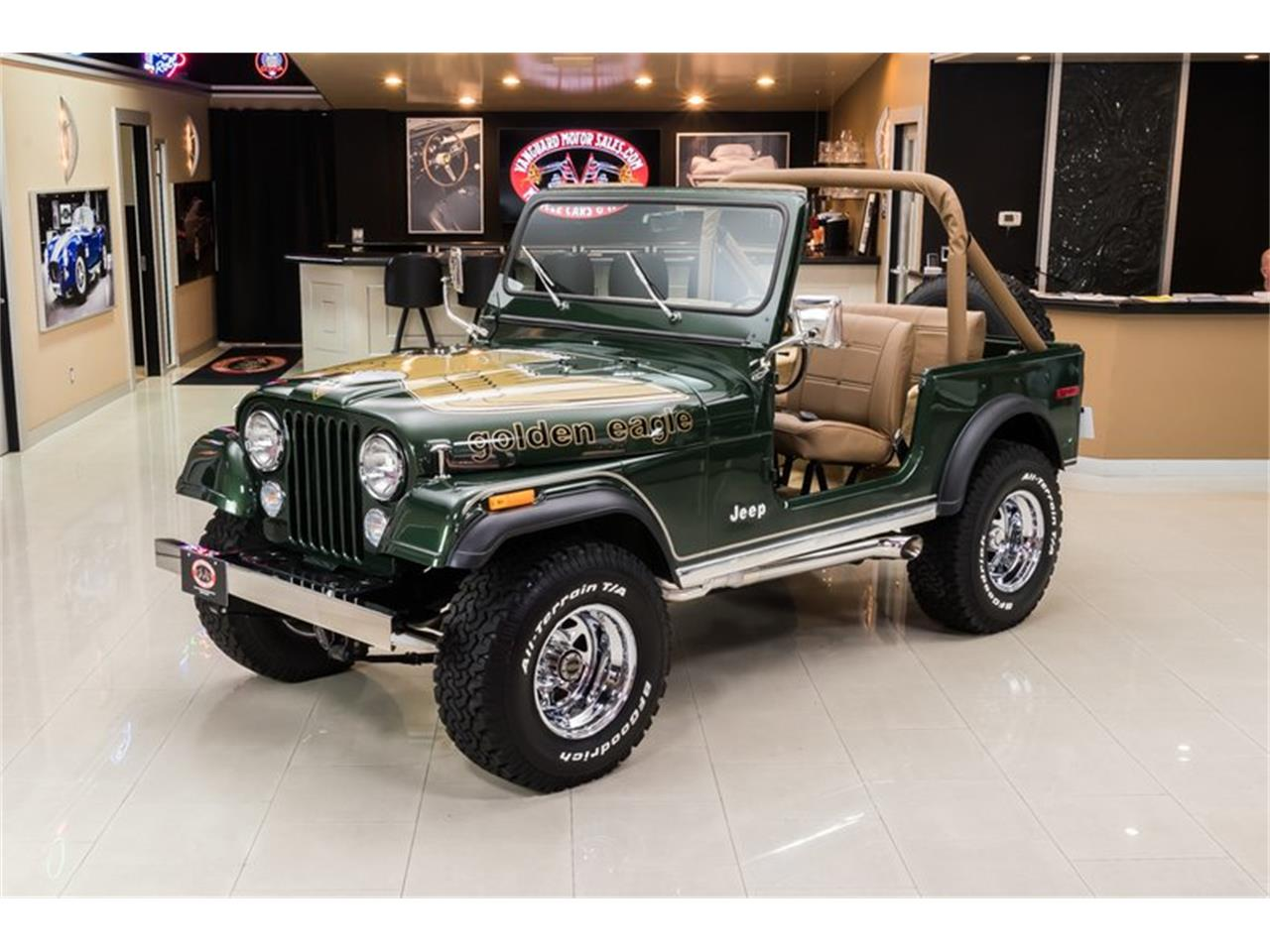 hight resolution of large picture of 77 cj7 q39m