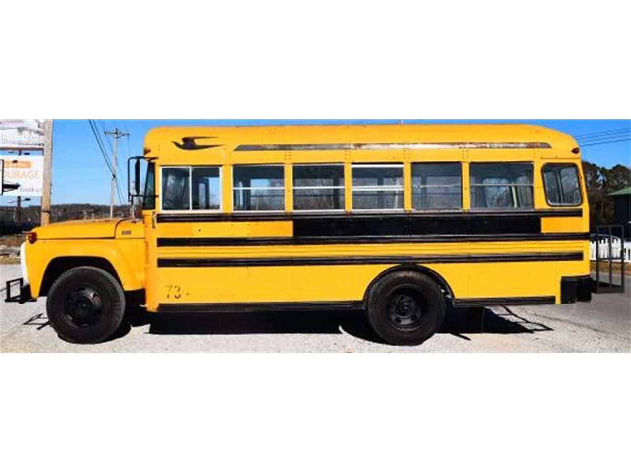 hight resolution of large picture of 73 school bus q511