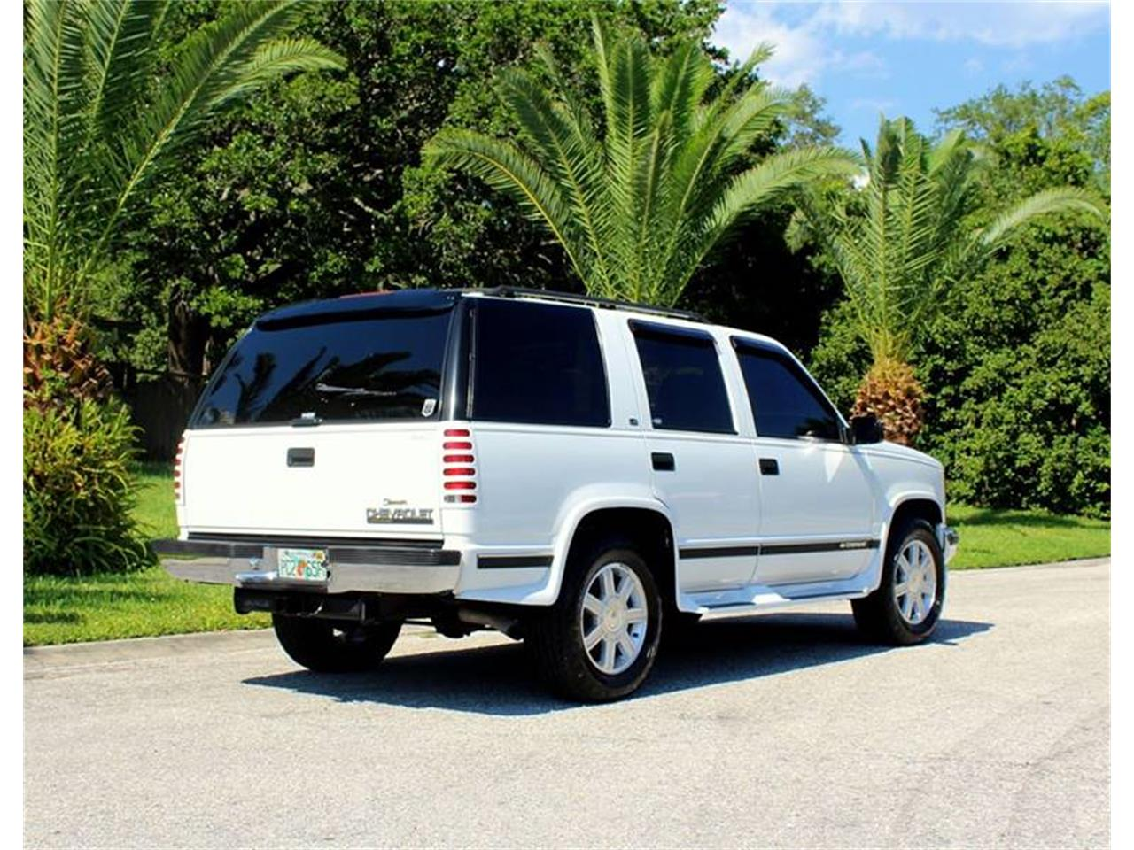 hight resolution of large picture of 99 chevrolet tahoe located in florida offered by pj s auto world