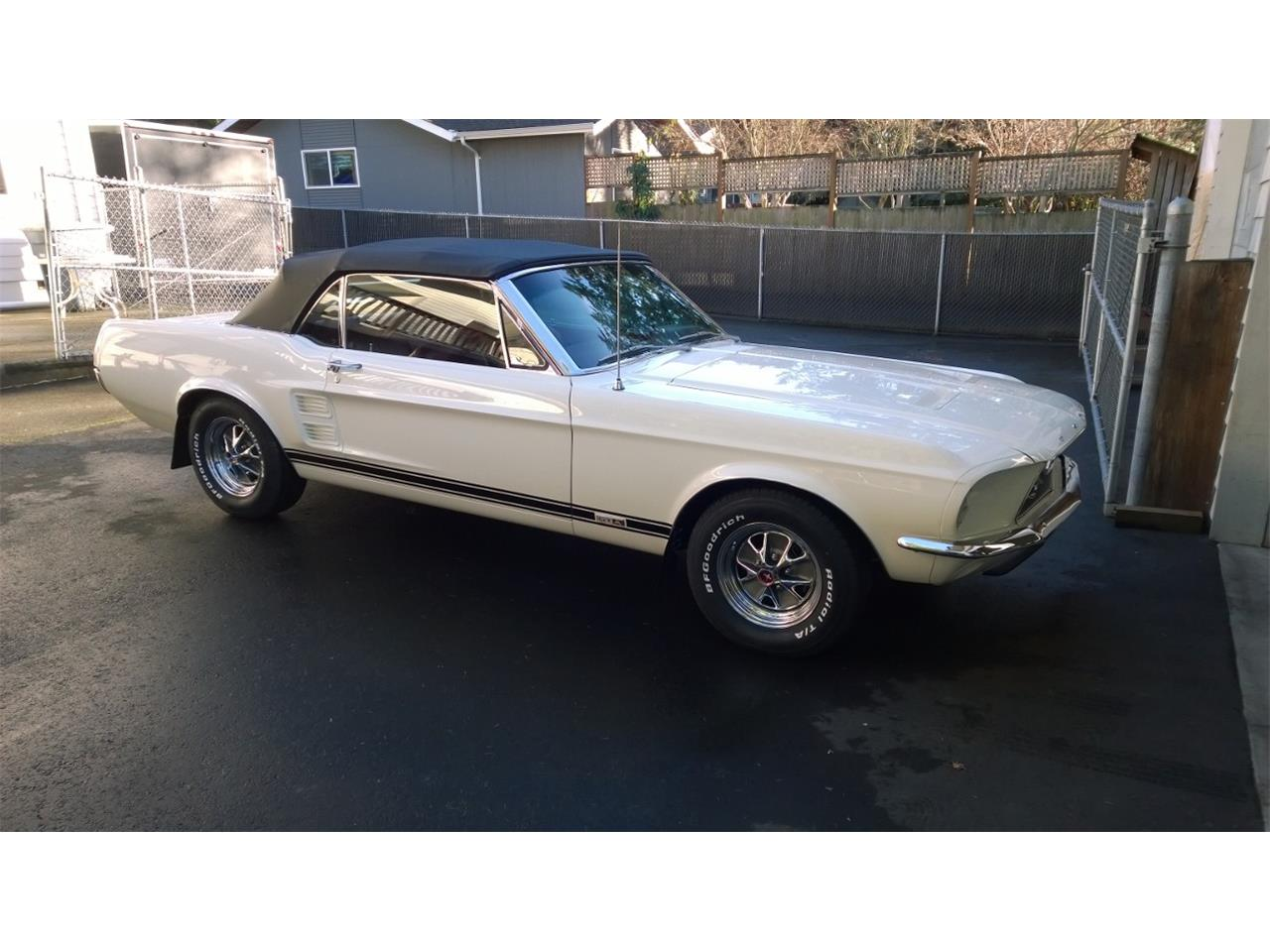 for sale 1967 ford