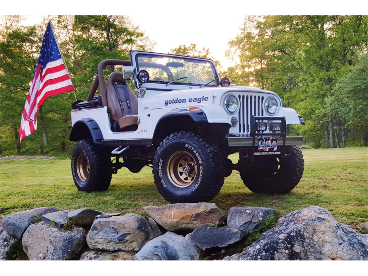 hight resolution of large picture of 85 cj7 qarg