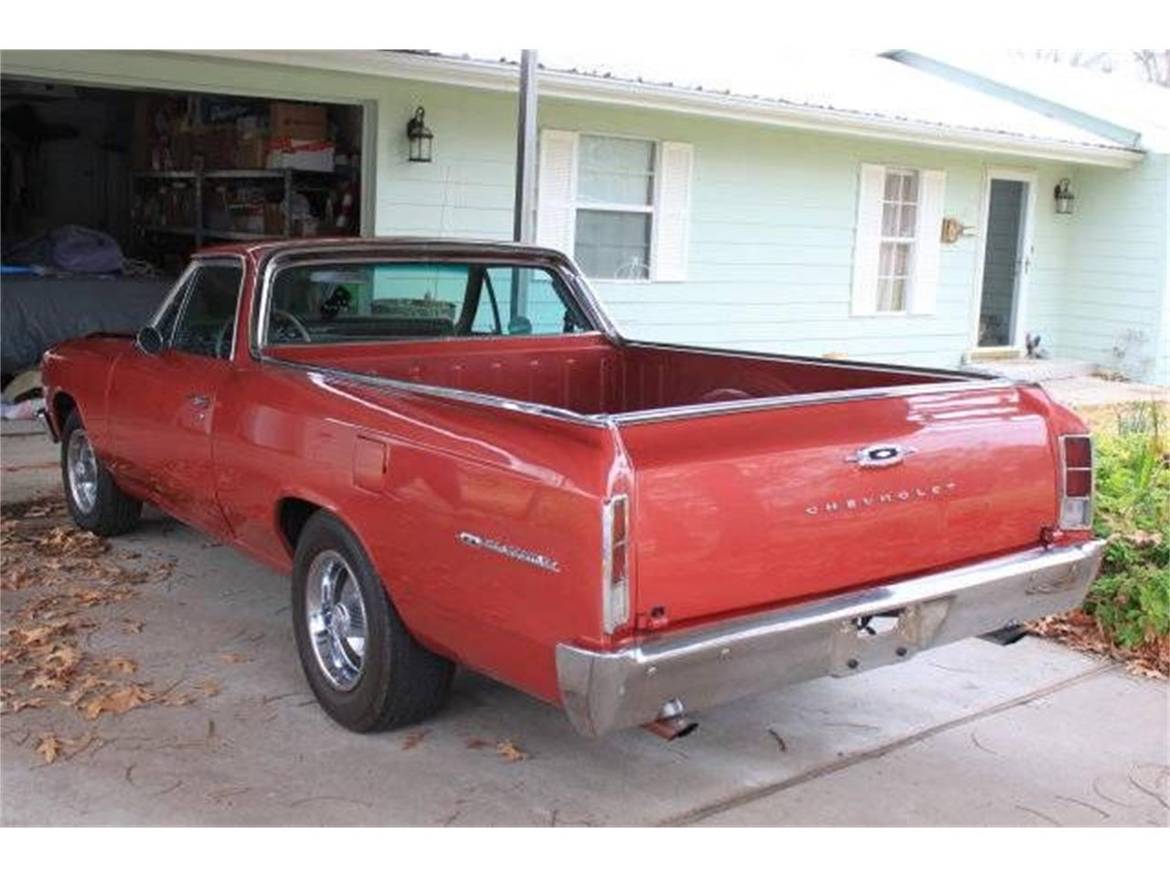 hight resolution of large picture of 66 el camino q61o