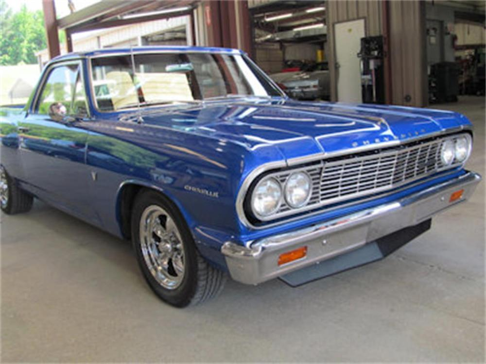 medium resolution of large picture of classic 1964 chevrolet el camino located in alabama auction vehicle offered by hunt s