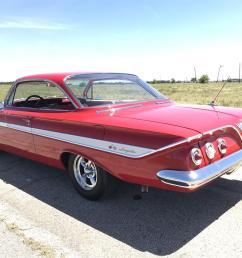 large picture of 61 impala qddc [ 1280 x 960 Pixel ]