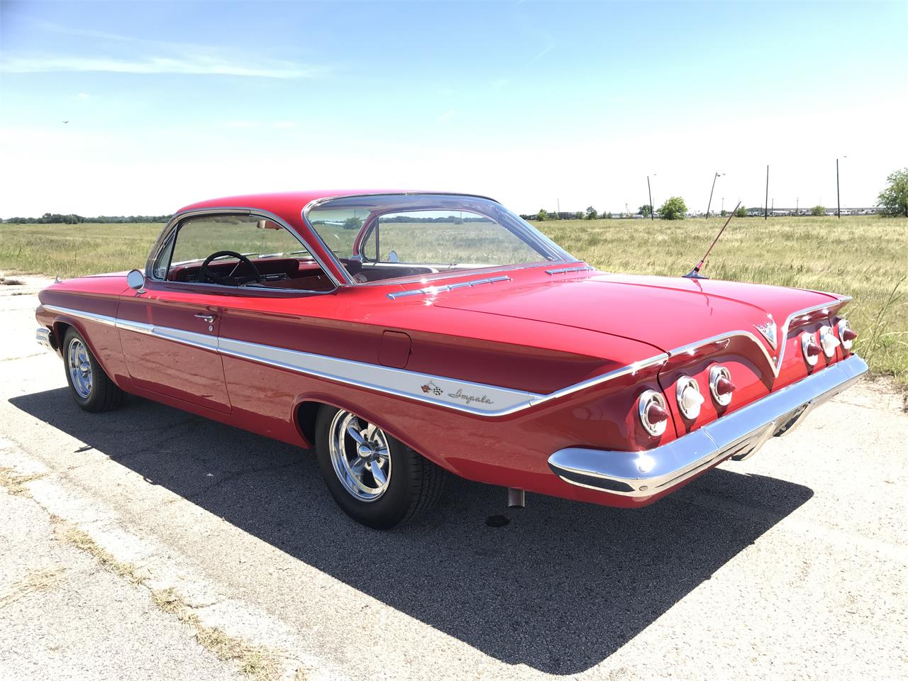 hight resolution of large picture of 61 impala qddc