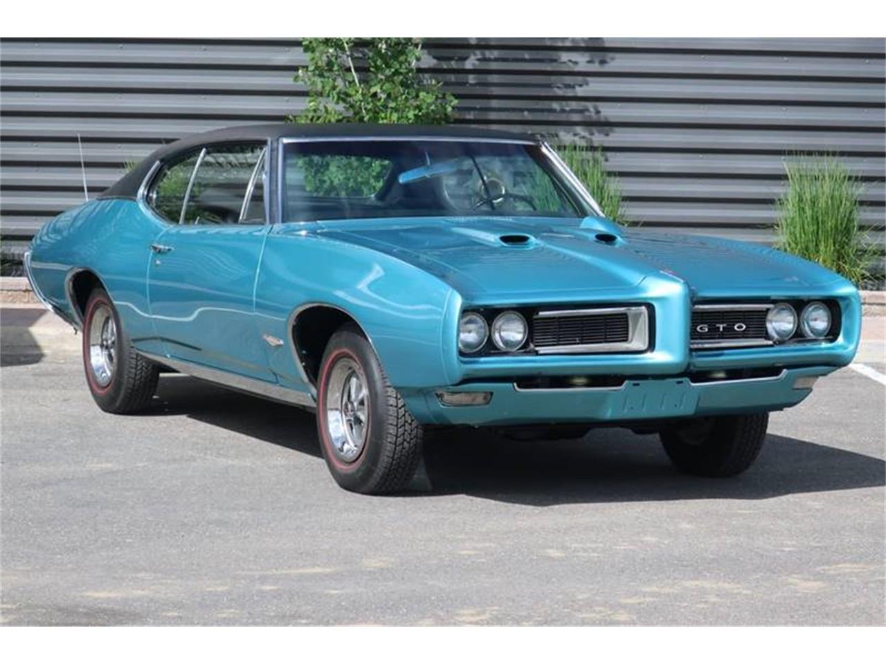 hight resolution of large picture of 68 gto qgnt