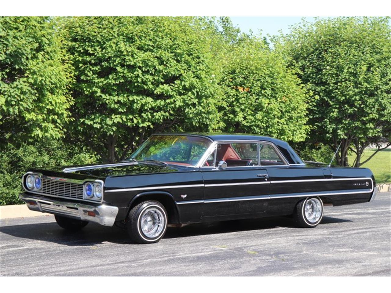 hight resolution of large picture of 64 impala qkod
