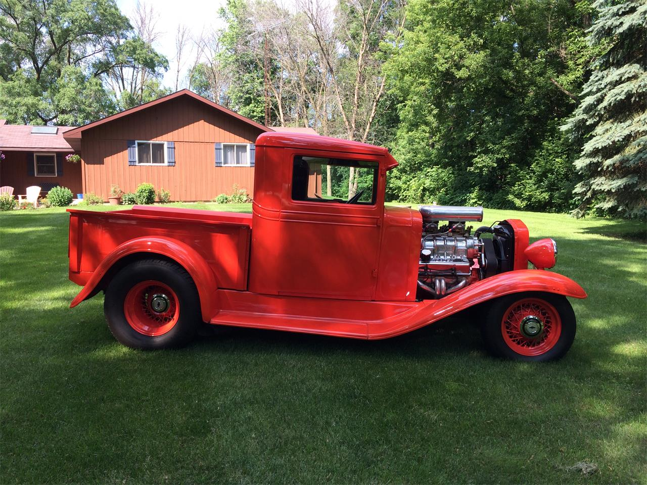 hight resolution of large picture of 1932 pickup located in delavan wisconsin eu91