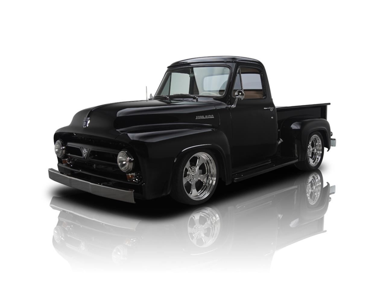 hight resolution of large picture of classic 1953 f100 fjy1
