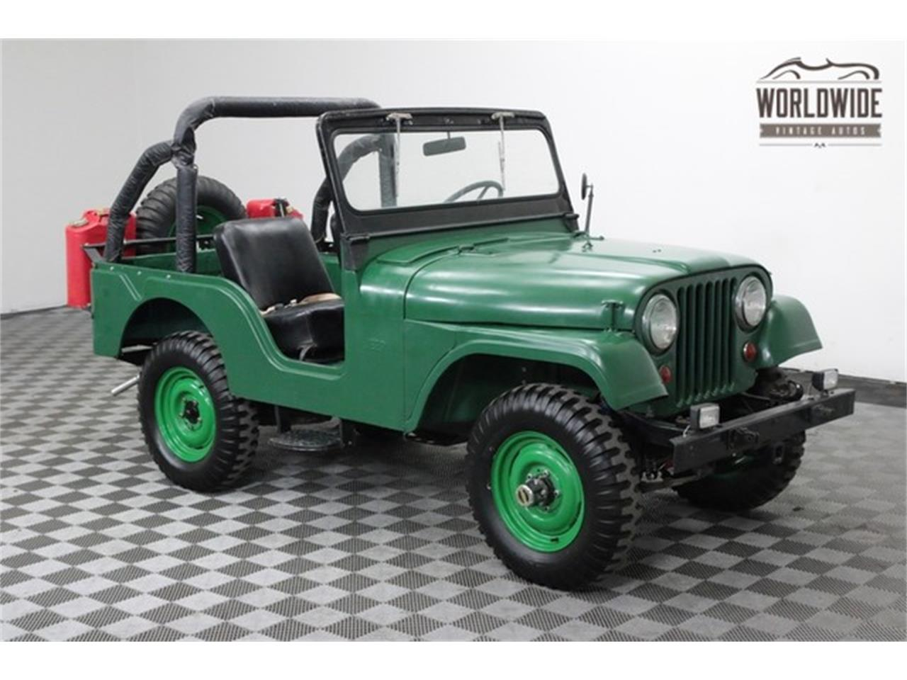 hight resolution of large picture of 55 cj5 gnns