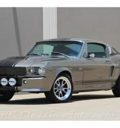 68 shelby gt500 1968 ford shelby gt500 eleanor tribute 4 speed for sale [ 1280 x 960 Pixel ]