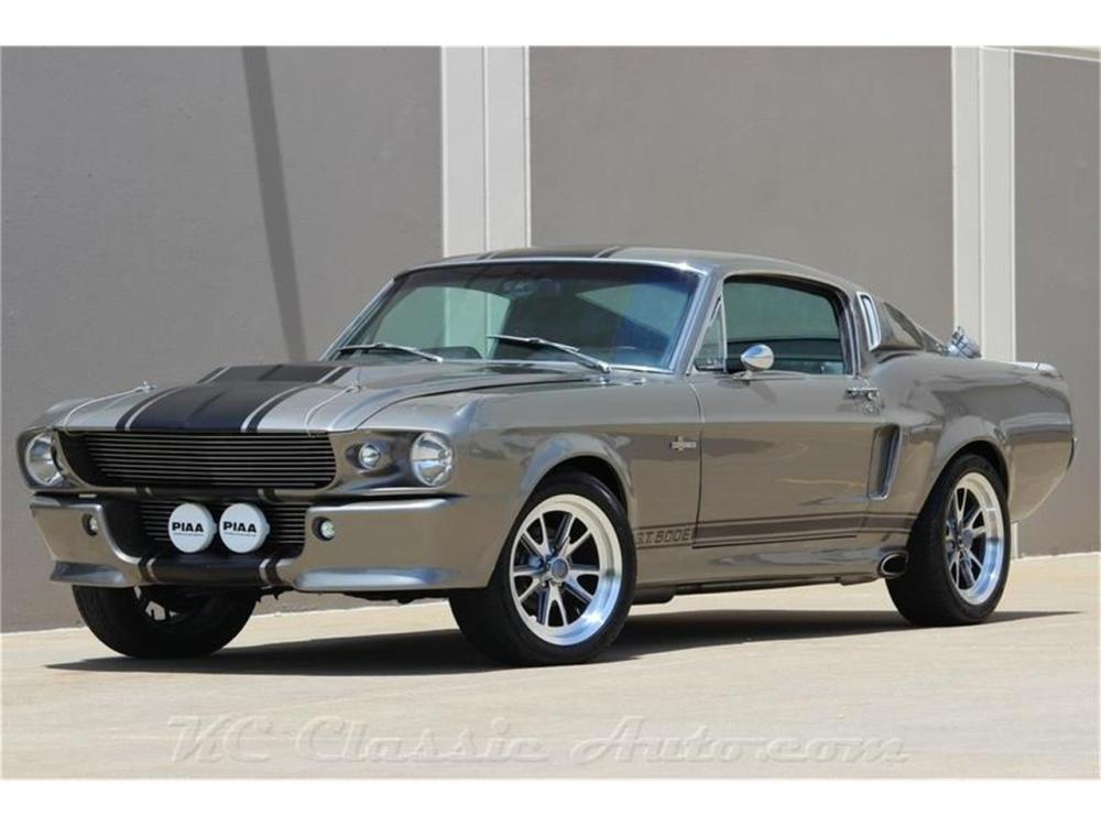 medium resolution of 68 shelby gt500 1968 ford shelby gt500 eleanor tribute 4 speed for sale