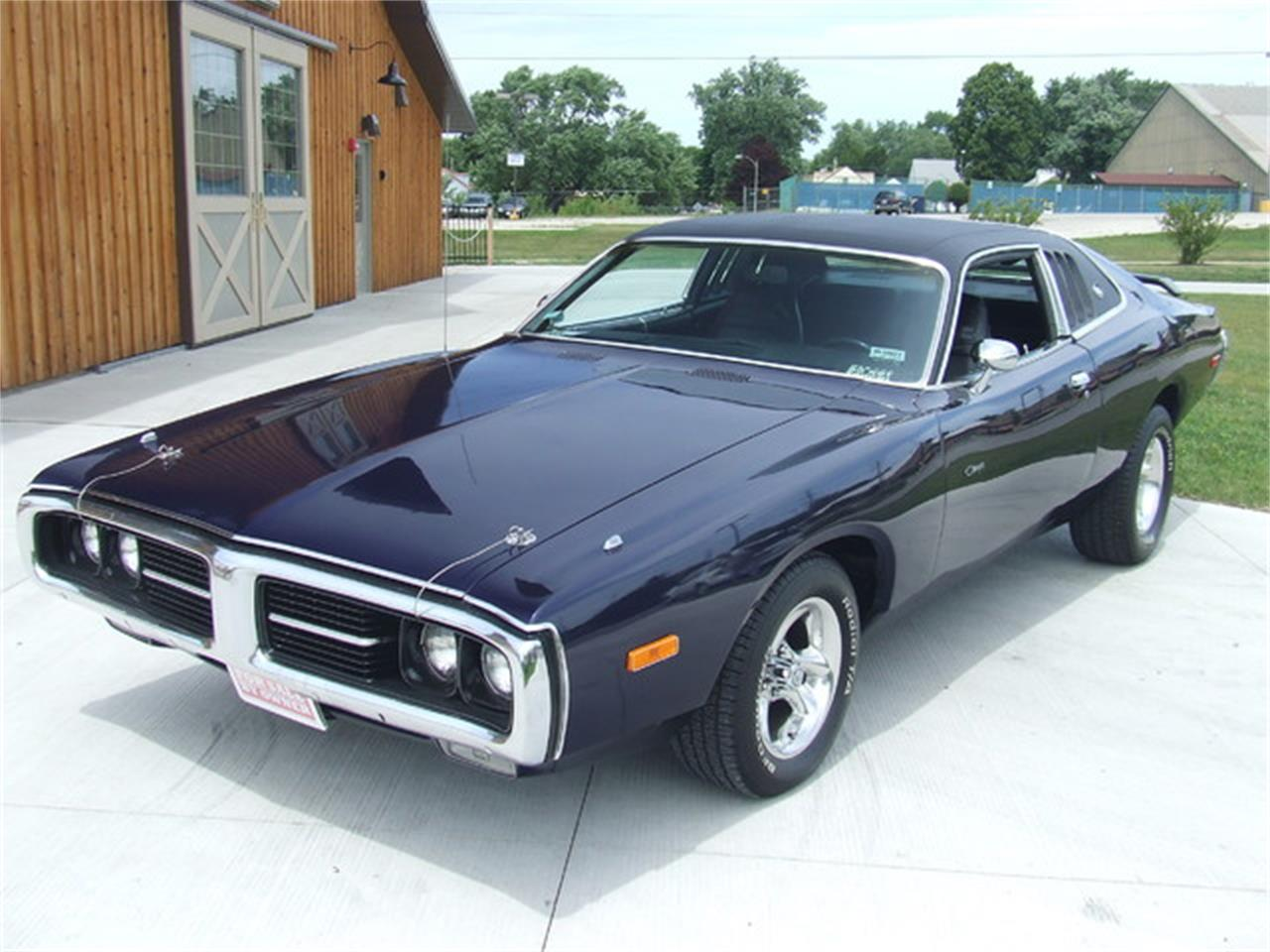 hight resolution of large picture of 1973 charger offered by classic cars america llc j04j